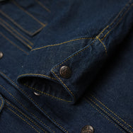 May club -【BAD QUENTIN】DENIM HUNTING COVERALL