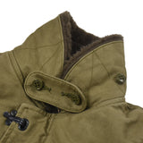 May club -【THE HIGHEST END】N-1 DECK VEST - KHAKI