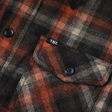 May club -【THE HIGHEST END】HUSKY SHIRT - RED