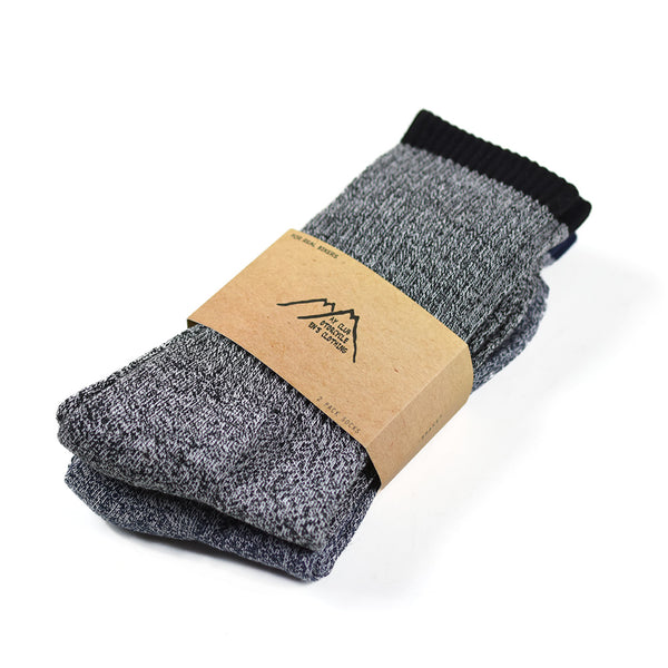 May club -【May club】MAY CLUB TWO PACK SOCKS
