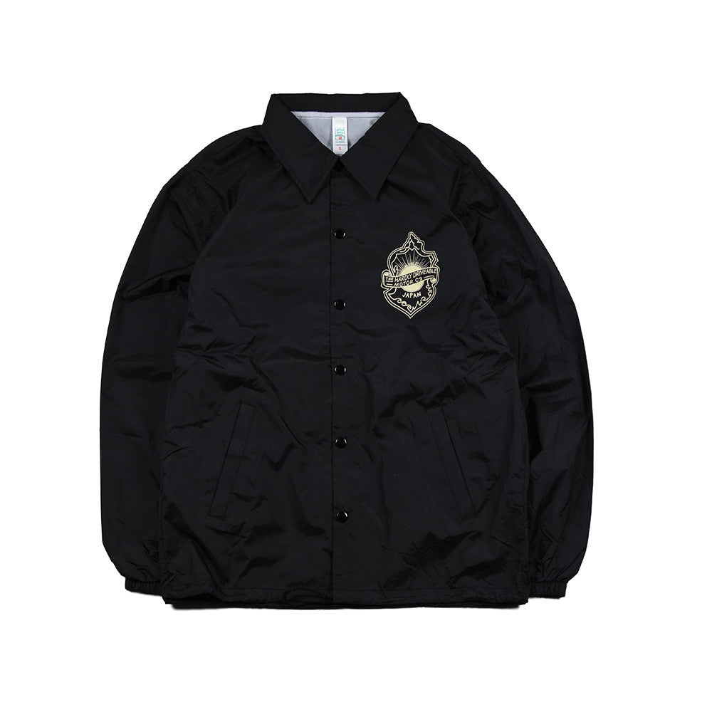 May club -【HARDLY-DRIVEABLE】Coach Jacket (Arch-Type)