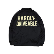 May club -【HARDLY-DRIVEABLE】Coach Jacket (Straight-Type)
