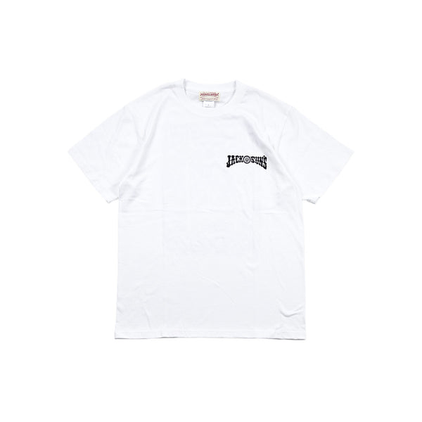 May club -【JACKSUN'S】Magical Design x JACKSUN'S 30th Anniversary Tee - White