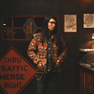 May club -【WESTRIDE】CHIEF RUG JACKET