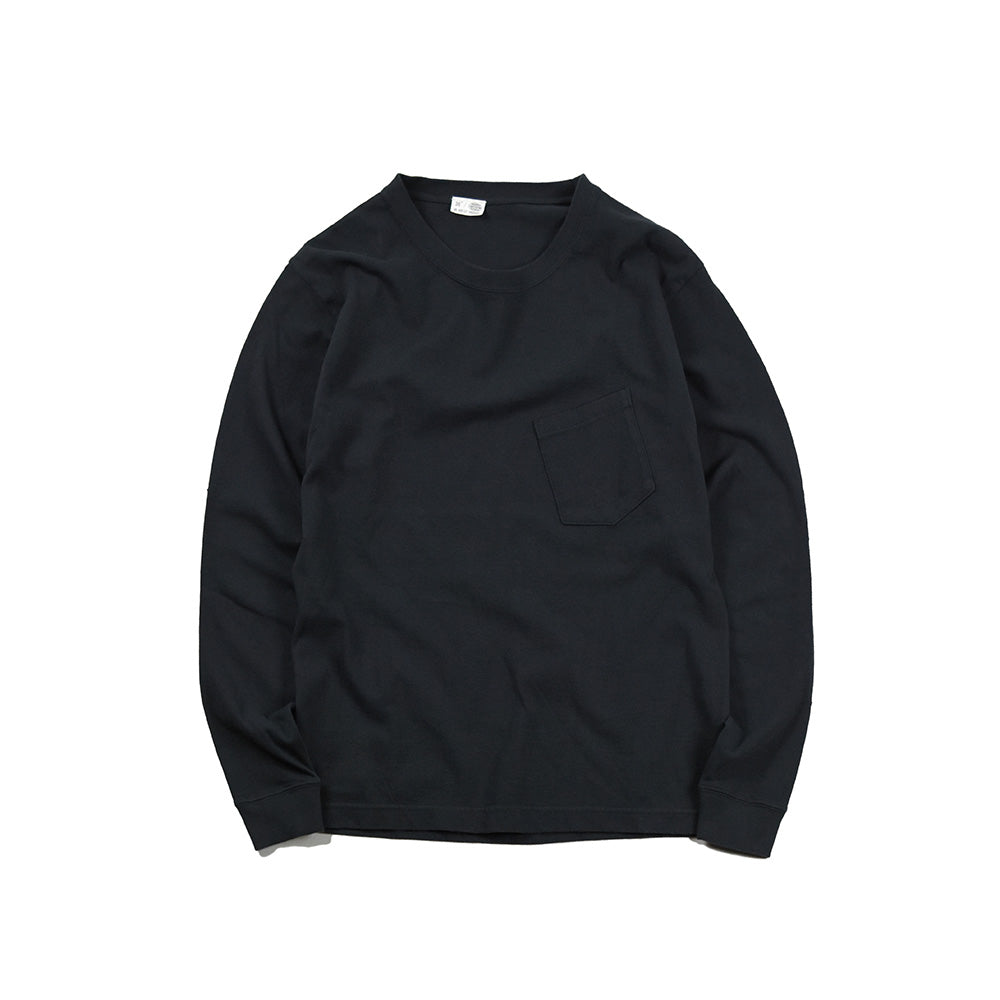 May club -【Addict Clothes】AD-CSL-P01 ACVM LONG SLEEVE TEE - BLACK