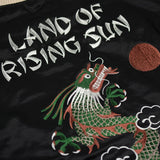 May club -【WESTRIDE】QUILTING SOUVENIR JKT - LAND OF RISING SUN