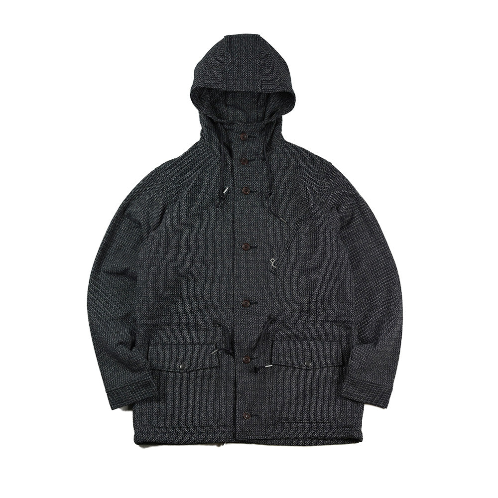 May club -【WESTRIDE】D POCKET HUNTING JKT - BLACK BEACH