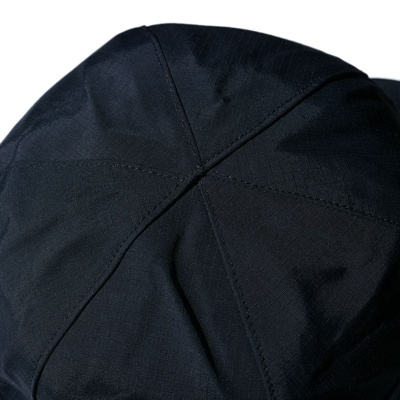 May club -【WESTRIDE】ARMY CAP - 3L BLACK