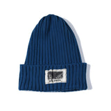 May club -【WESTRIDE】WATCH CAP - SMOKE BLUE(WHITE LABEL)