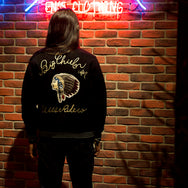 May club -【WESTRIDE】BIG CHIEF WOOL JACKET