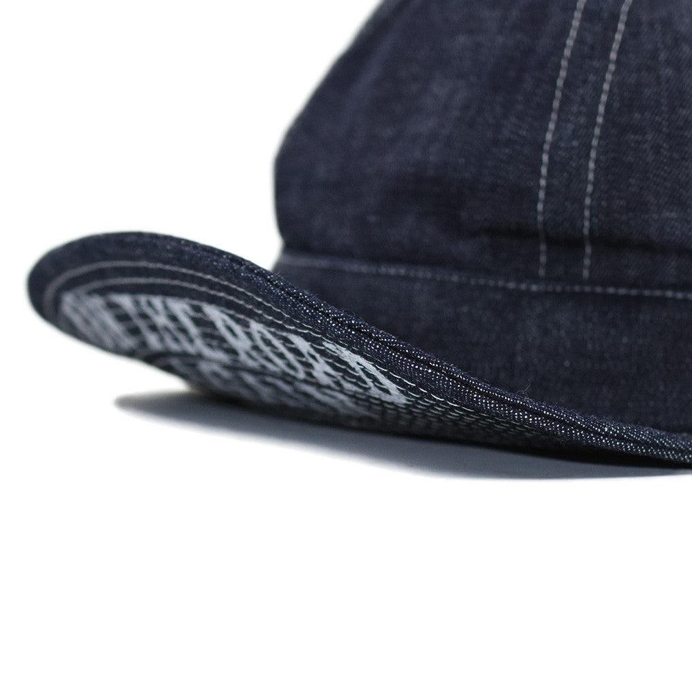 May club -【WESTRIDE】ARMY CAP - DENIM(PRINT)