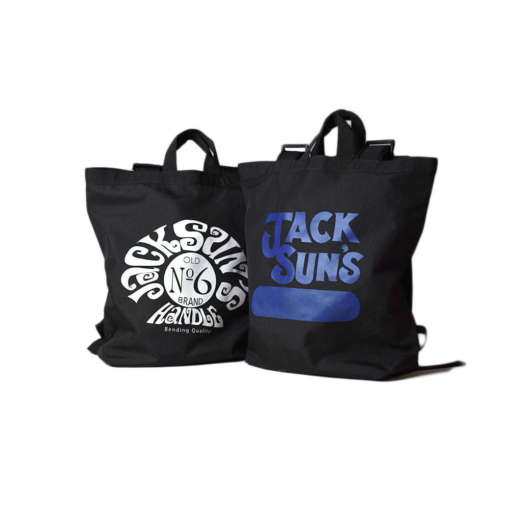 May club -【JACKSUN'S】HELMET CARRY TOTE BAG