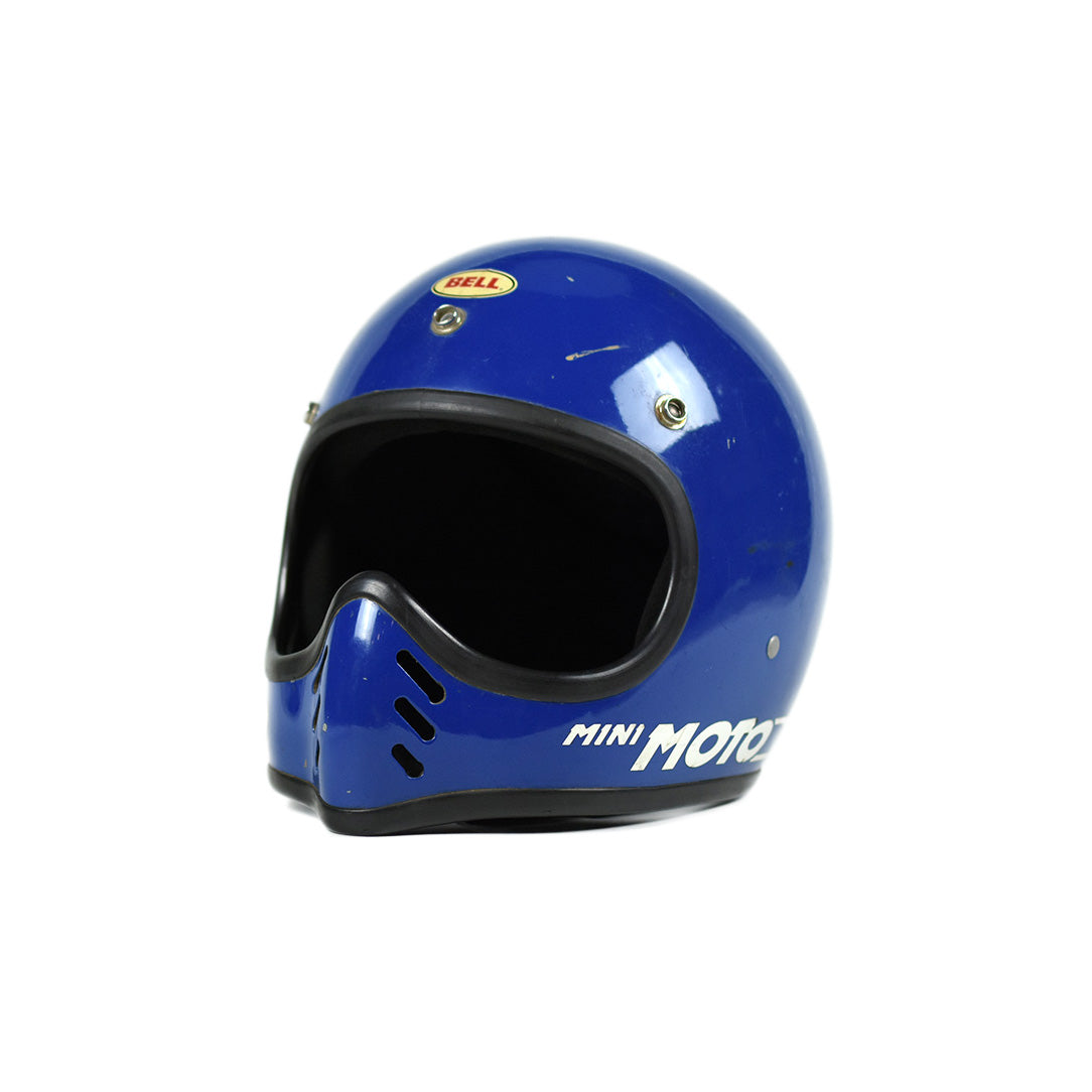 May club -【Vintage】80's BELL MINI MOTO HELMET 小帽體老帽