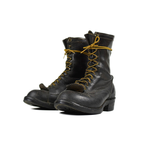50'S WESCO HIGHLINER LINEMAN WORK BOOTS