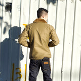 May club -【WESTRIDE】CYCLE DECK JACKET - OD