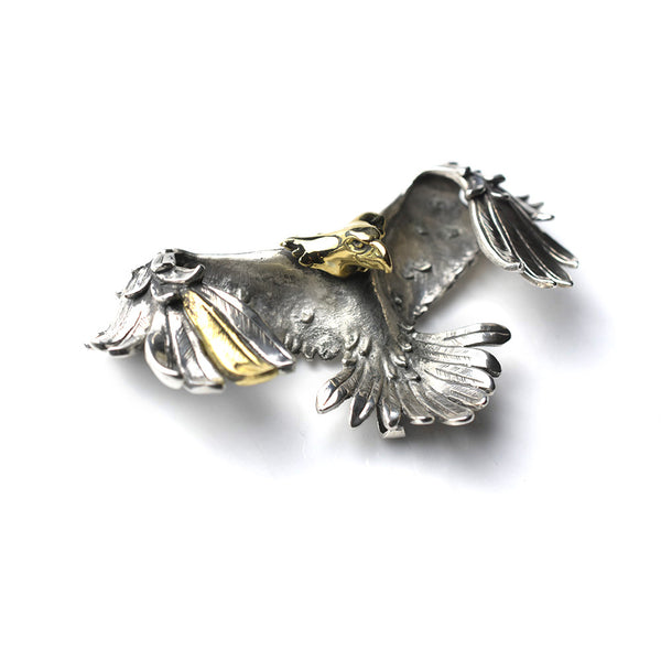 MAY CLUB ORIGINAL HUNTING EAGLE - 18K WING