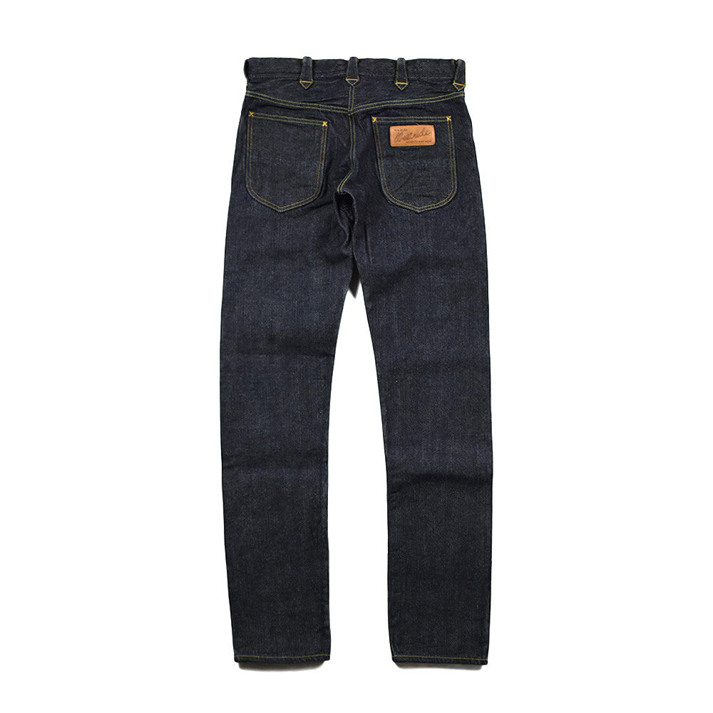 May club -【WESTRIDE】WR105 人氣定番 Skinny Blue Denim 窄版牛仔褲