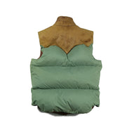 May club -【Vintage】70's ROCKY MOUNTAIN FEATHERBED CHRISTY VEST