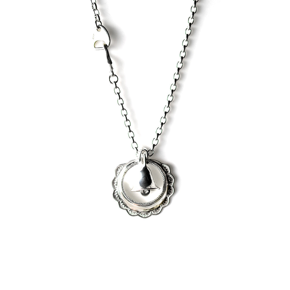 SN-048 BELL NECKLACE