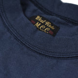 "May club -【WESTRIDE】""THE PARADISE"" TEE - NAVY"