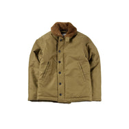 CYCLE DECK JACKET - OD