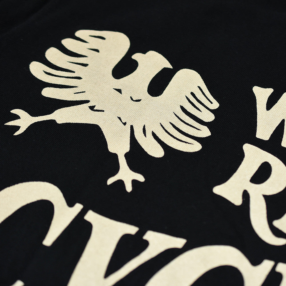"May club -【WESTRIDE】""CYCLE GOODIES"" TEE - BLACK"