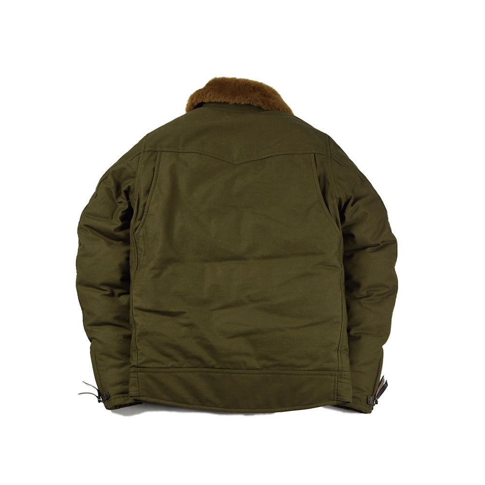 May club -【WESTRIDE】CLIF CYCLE DOWN JACKET - OD