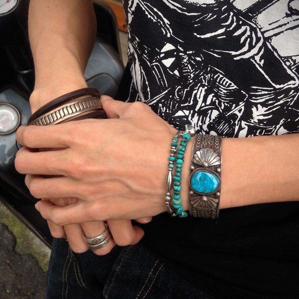 May club -【Hopi】Overlay Bracelet