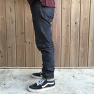 【WESTRIDE】WR105 人氣定番 Skinny Blue Denim 窄版牛仔褲 - May club