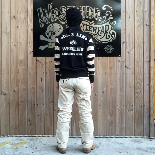 May club -【WESTRIDE】CYCLE THICK WORK PANTS