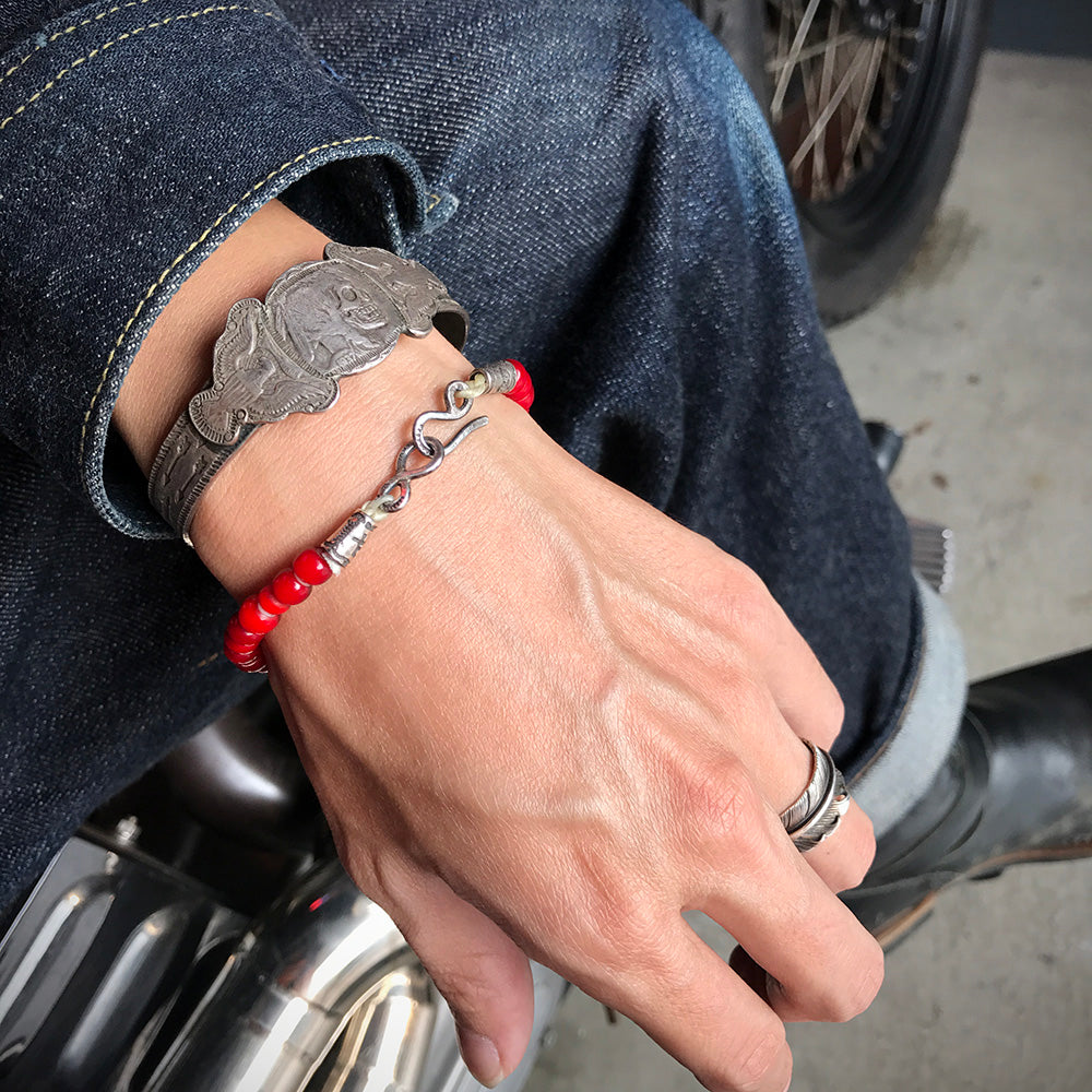 May club -【May club】Indian & Eagle Bracelet(Custom Made by Chooke)