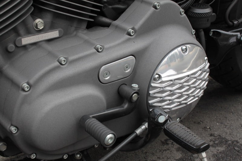 May club -【Fork】1173 Derby Cover for Sportster - DIA