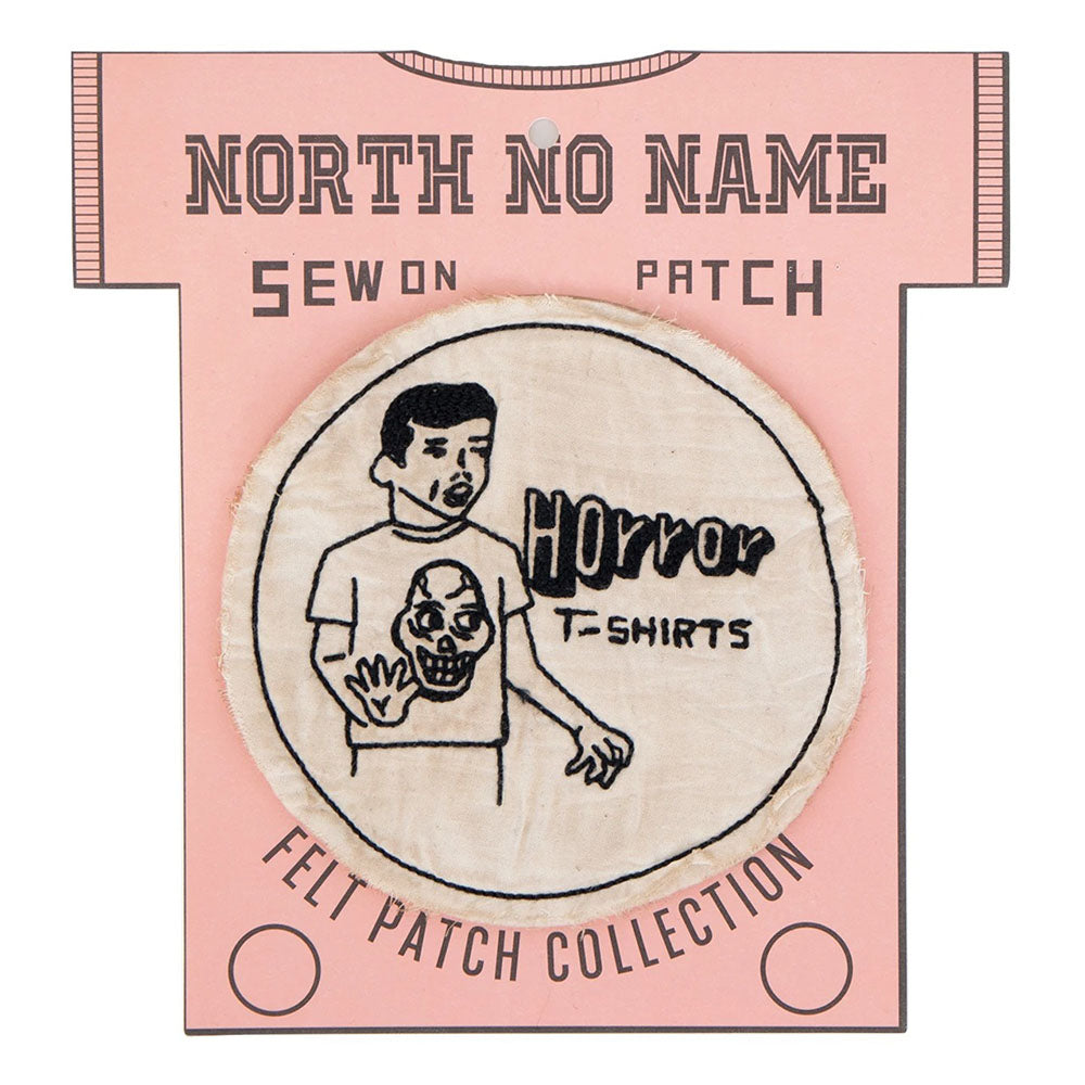 PATCH - HORROR TSHIRTS