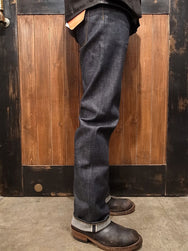 May club -【Addict Clothes】AD-P-03 REGULAR STRAIGHT DENIM PANTS - INDIGO