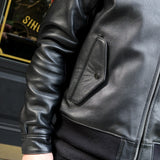 May club -【Addict Clothes】ACV-LJK01 SHEEPSKIN HARRINGTON JKT