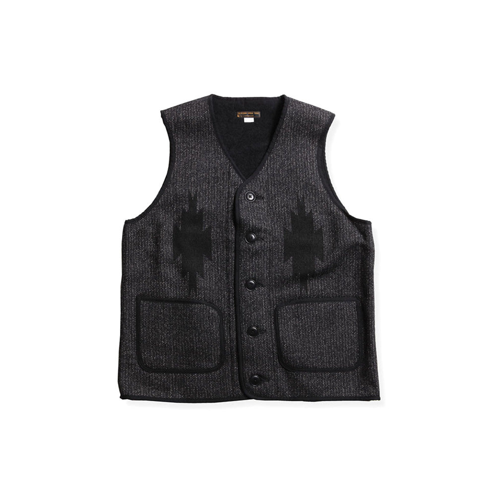 May club -【WESTRIDE】NAVAJO BEACH VEST