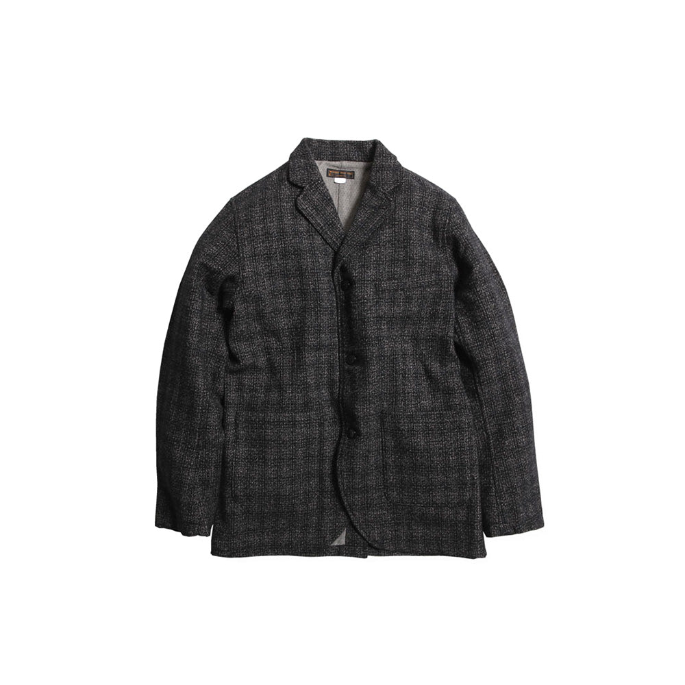May club -【WESTRIDE】HARVEST TWEED JACKET