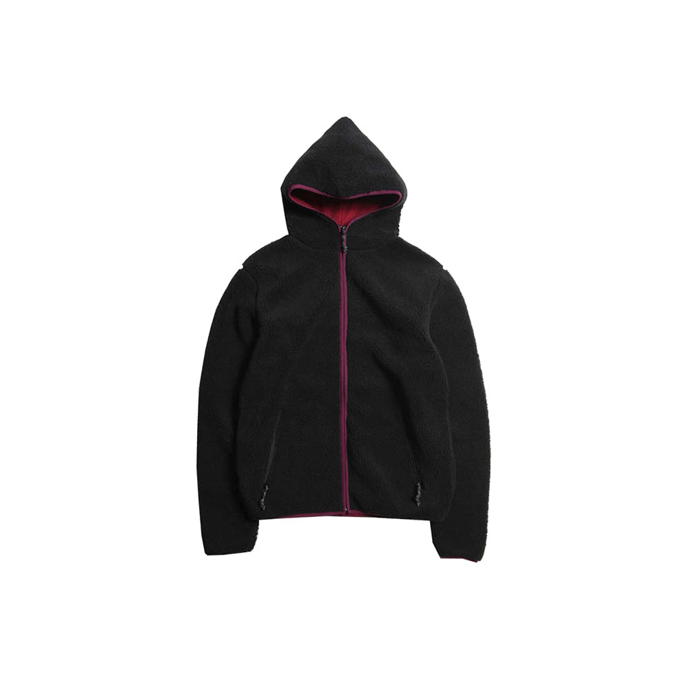 May club -【WESTRIDE】BURNSVILLE HOODIE - BLACK