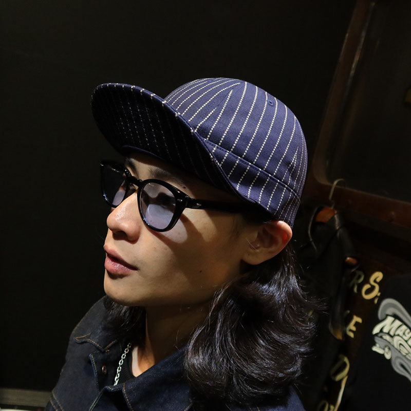 May club -【WESTRIDE】ARMY CAP - WABASH