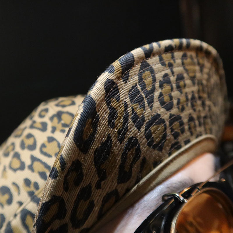 May club -【WESTRIDE】ARMY CAP - LEOPARD