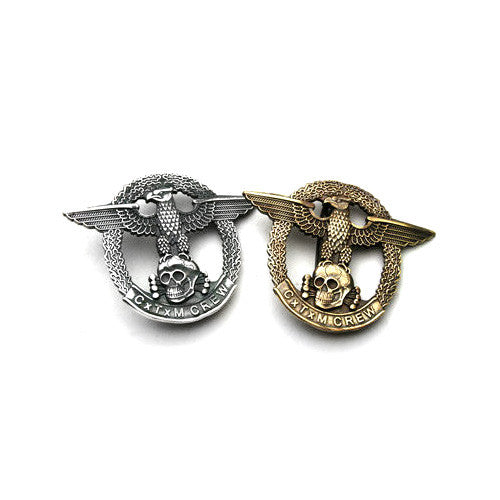 May club -【CxTxM】C.T.M CREW BROOCH