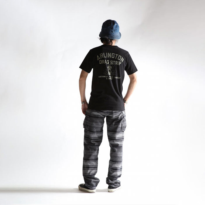 May club -【WESTRIDE】CYCLE CARGO PANTS - SHADOW