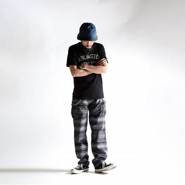 CYCLE CARGO PANTS - SHADOW