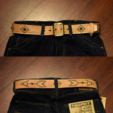 May club -【May club】May club x Urban Soul 聯名限定特製款 WESTERN BELT - W32