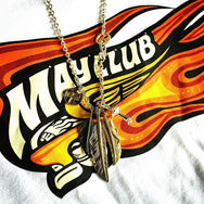 May club -【May club】MAY CLUB SWASTIKA METAL