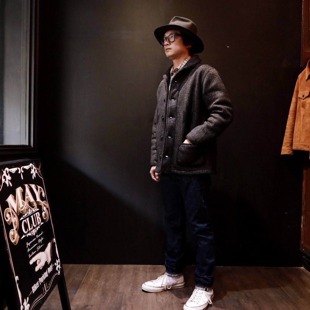 May club -【WESTRIDE】NAVAJO BEACH JKT