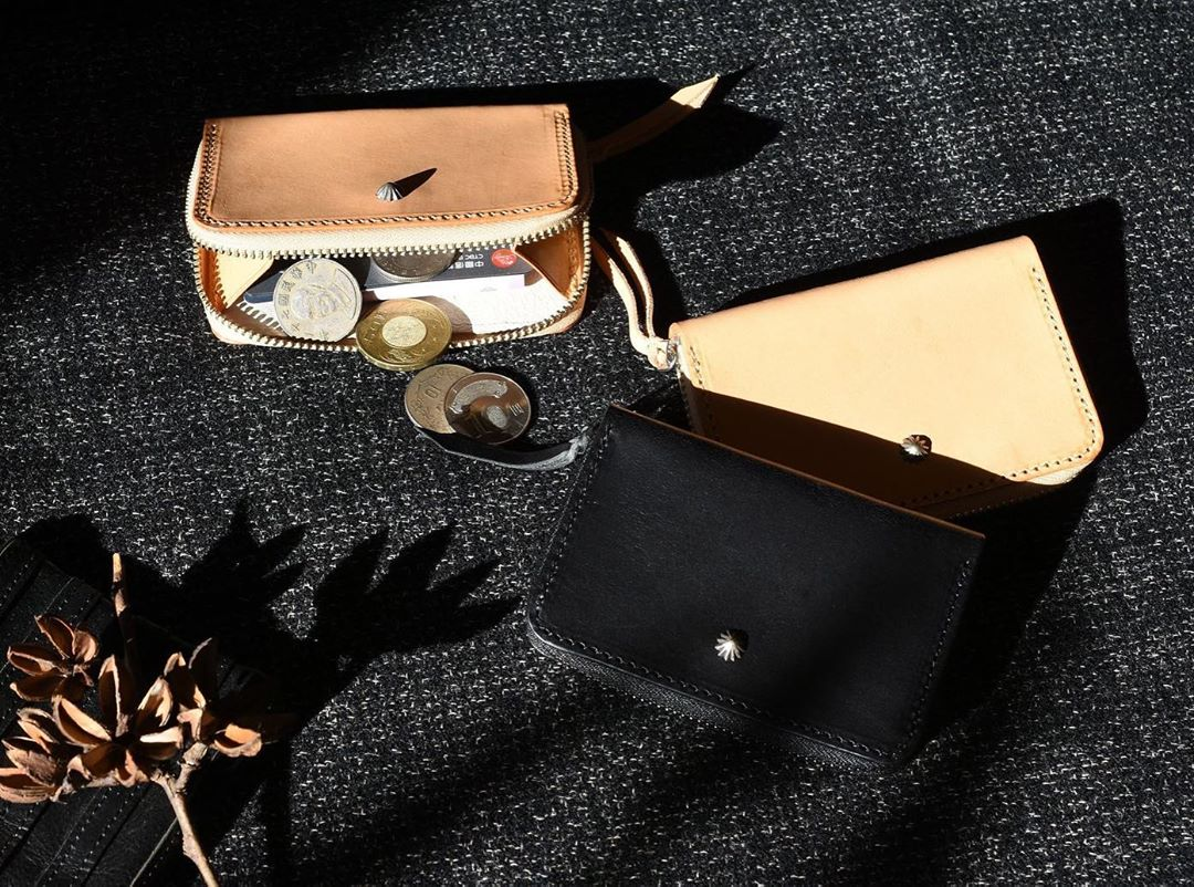 May club -【THE HIGHEST END】TOCHIGI LEATHER COIN CASE
