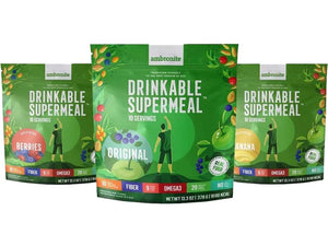 Complete Meal Shake 1600 kcal - All Flavors