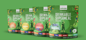 Ambronite Supermeal - 4 x Big Bags, All Flavors