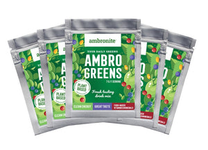 AmbroGreens Sample Pack